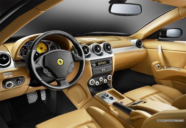 Ferrari 612 Scaglietti Top Speed Images