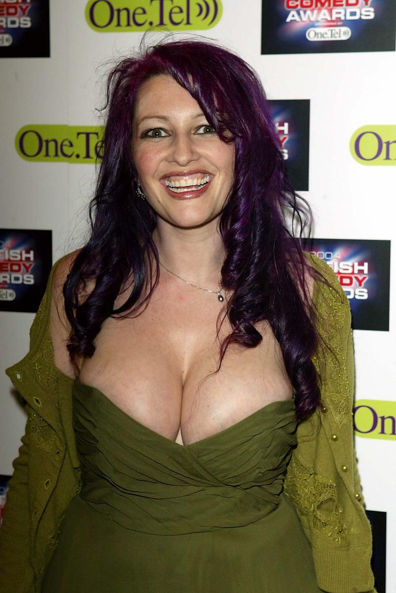 jane goldman breasts