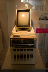 I took this picture of the Xerox Star at the Computer History Museum in Mountain View, CA.
