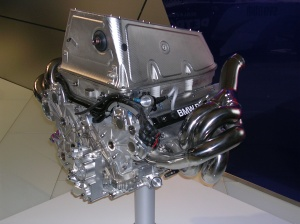 An F1 engine idles at speeds which an average family saloon car\'s engine would over heat and disintegrate