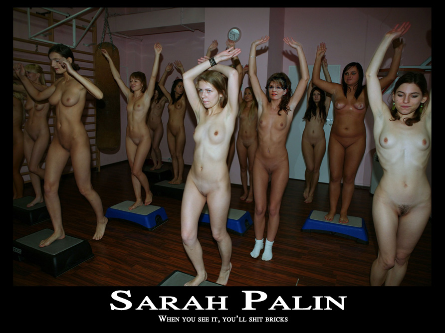 Sarah Palin Naked Picture 104