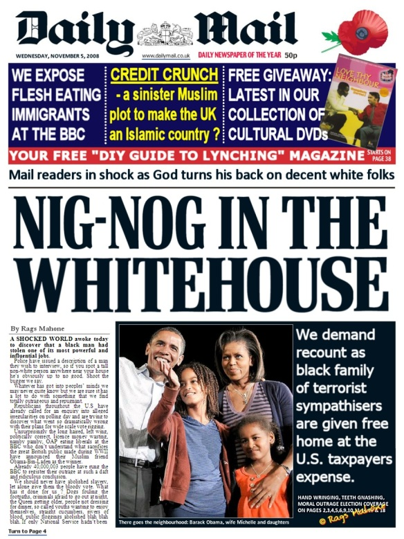 The Daily Mail isn't worth wiping your arse on  STOP