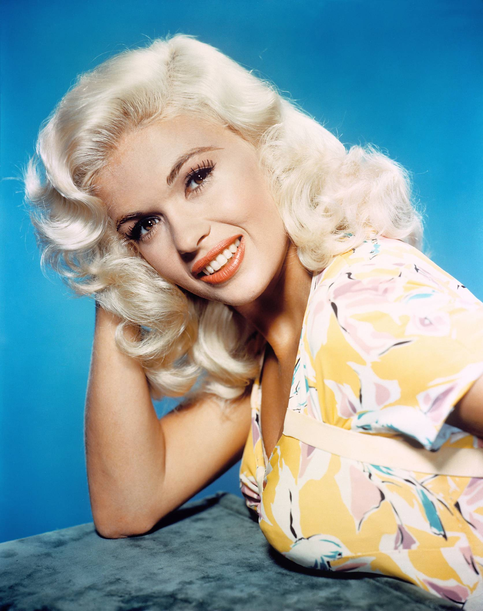 Jayne Mansfield - Wallpaper Actress