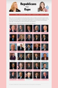 http://www.republicansforrape.org/legislators/
