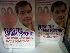 Dennis McKenzie exploits murdered children thanks to WHSmith