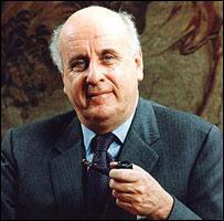 Viscount Davignon: http://en.wikipedia.org/wiki/Étienne_Davignon